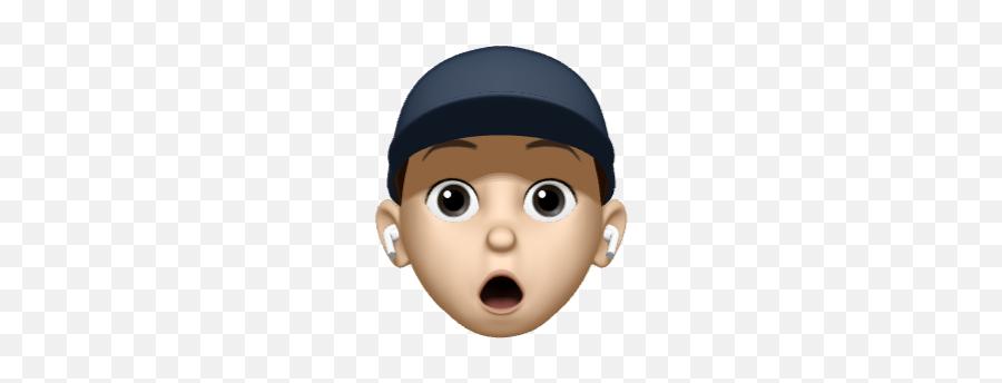 Toddler Emoji,Memoji