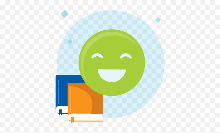 Global Indian International School - Smiley Emoji