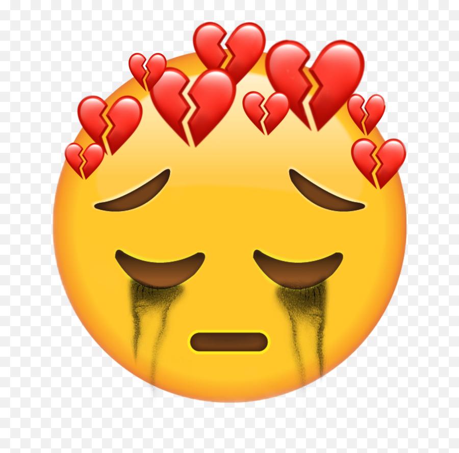 Sad Crying Emoji Emojiface Emojis - Emoji Iphone Png,Sad Crying Emoji