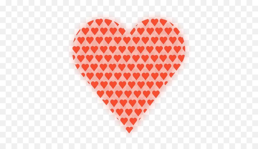 Heart In Heart Vector Clip Art - Vector Graphics Emoji