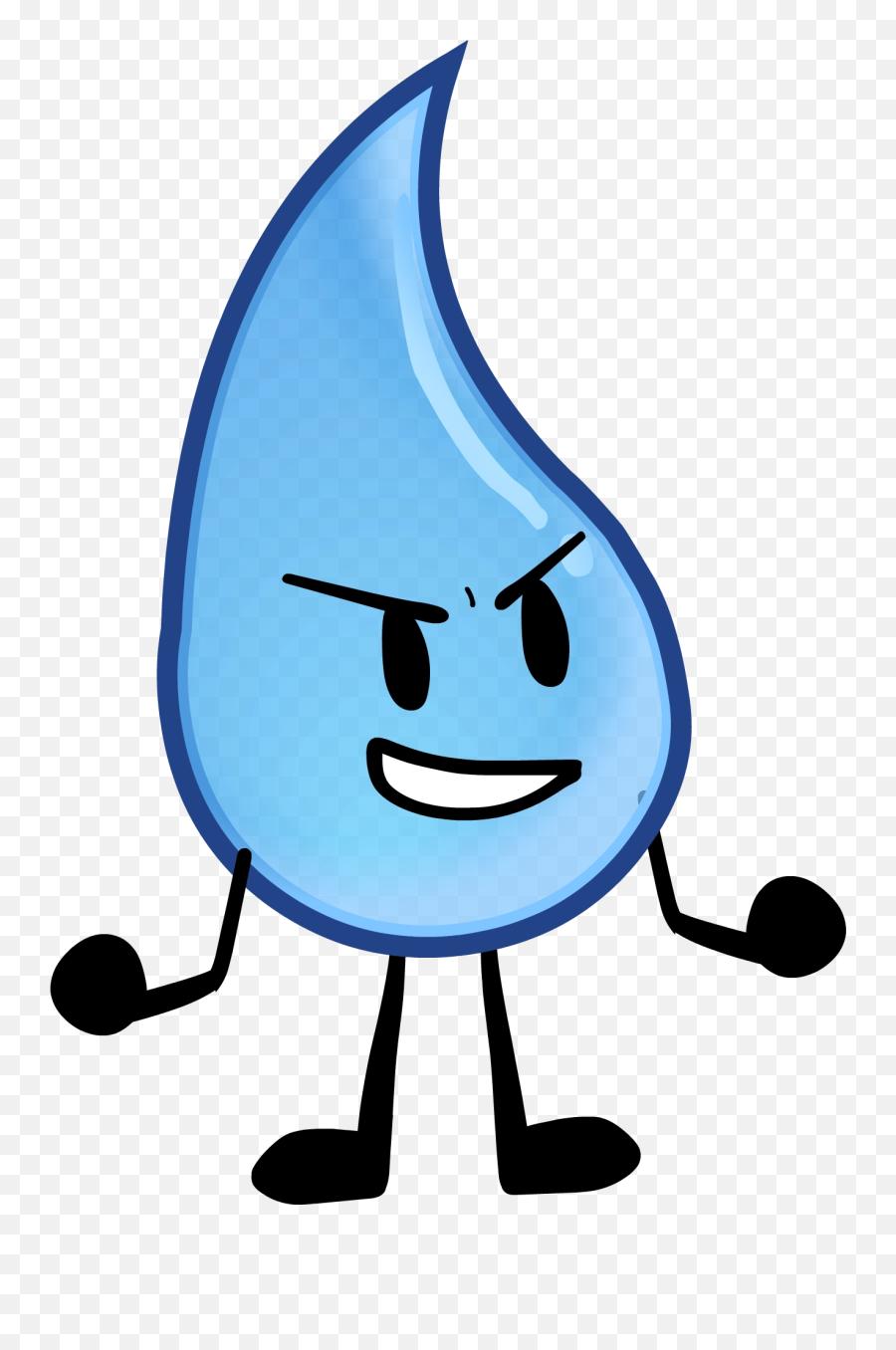 Silent - Bfb Tear Drop Emoji,Tear Drop Emoji