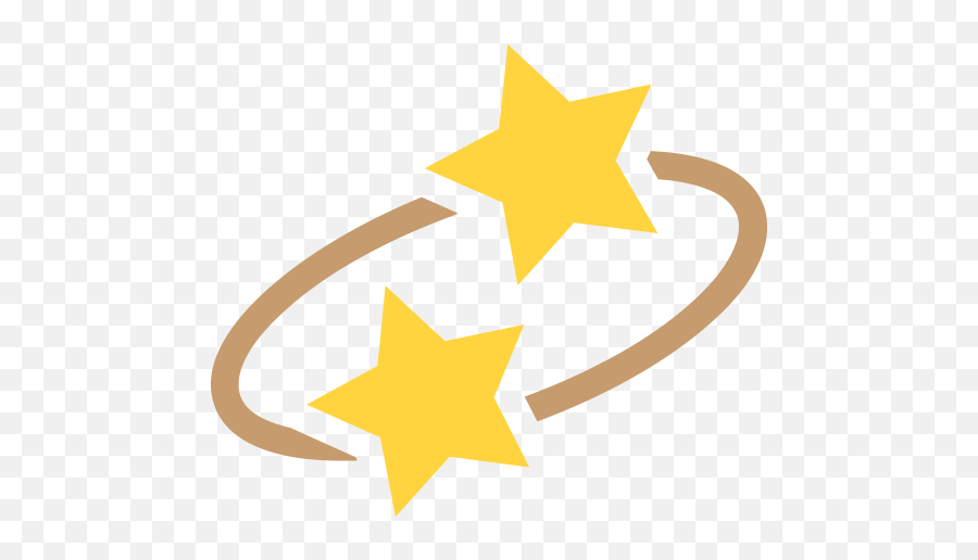 You Seached For Stars Emoji - Dizzy Stars Png