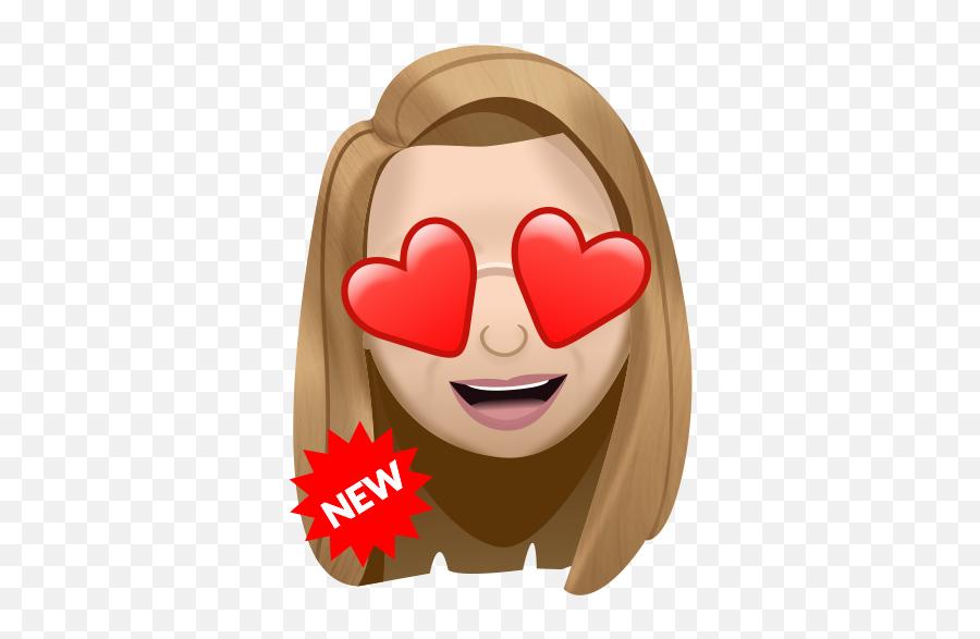New Funny Stickers Emojis 3d Wastickerapps - Cartoon,Memoji