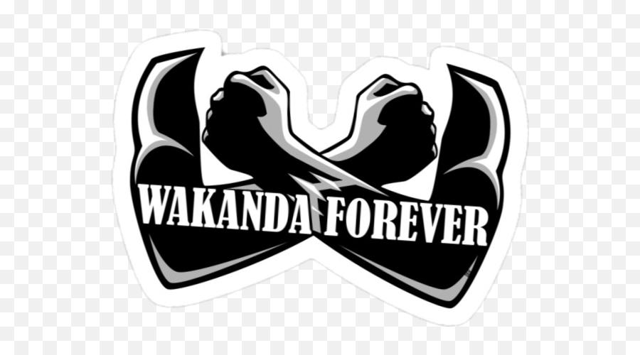 Wakandaforever Wakanda Blackpanther Sticker Clipart - Sticker Wakanda Png Emoji