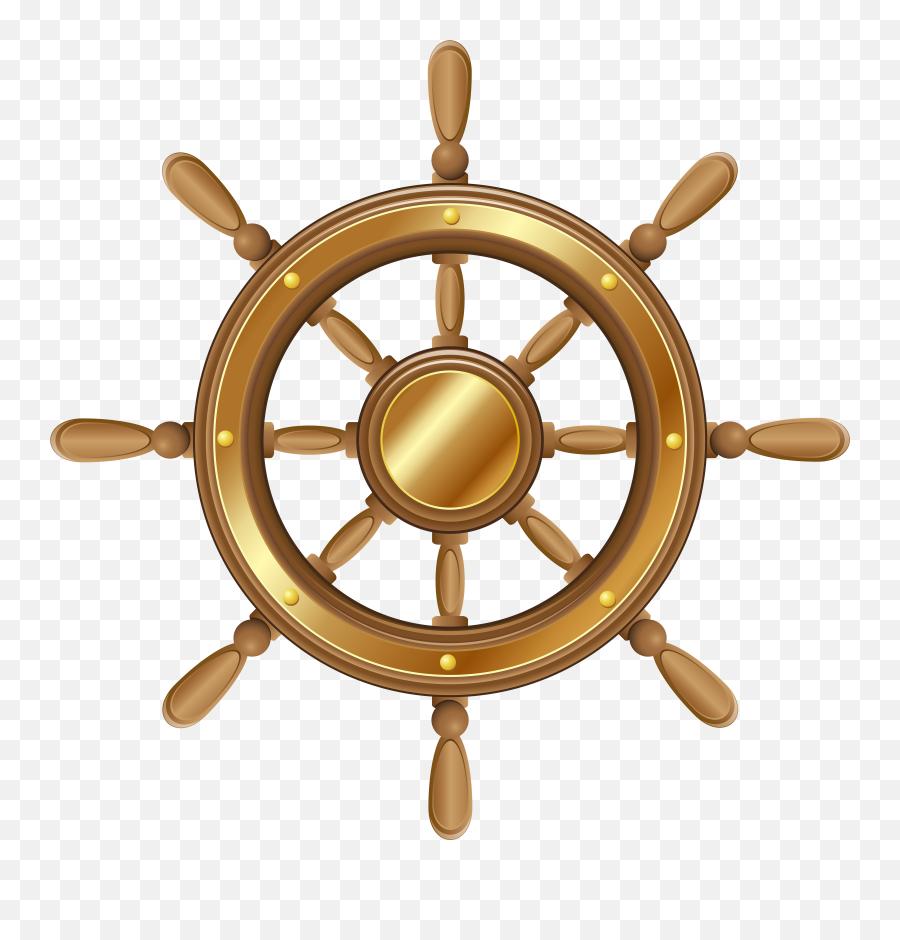 Logs Clipart Noose Logs Noose - Steering Wheel Ship Png Emoji
